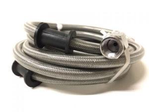 Universal Stahflex Bremsleitung