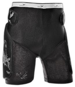 Protektoren shorts prodektor hose Black Crevice
